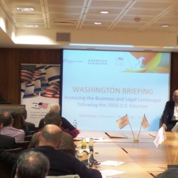 Washington Briefing: Business and Legal Landscape Following the Elections