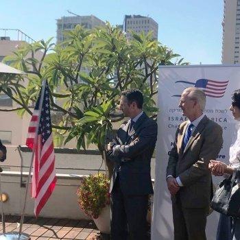 Reception for Governor of Utah Grey Herbert