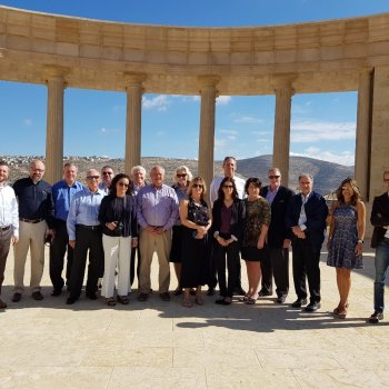 The Chamber Hosts a Second Delegation of Heads of U.S. State and Regional Chambers