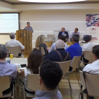 Chamber Hosts Panel on BDS