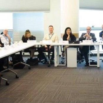 Chamber and TEVA Co-host a Round-Table with IFPMA
