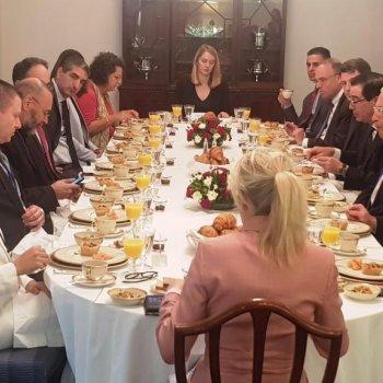 Chamber Pharma Committee Meets Secretary of Treasury Mnuchin