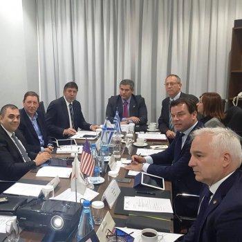 Israel, Greece, Cyprus American Chambers Sign MOU